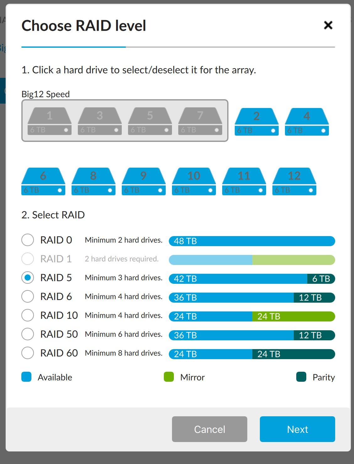 LaCie 12big  Thunderbolt 3 RAID Review 14