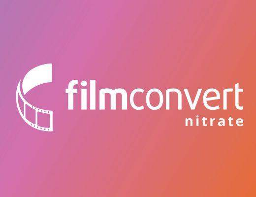 Filmconvert Nitrate Splashscreen