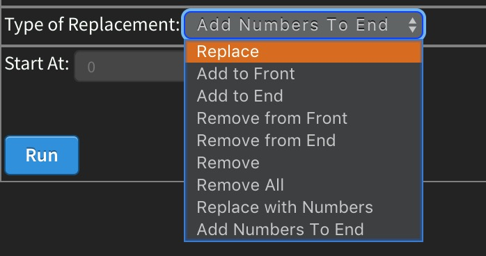 Find N Replace - a very useful Adobe Premiere Pro extension for batch renaming of clips 4