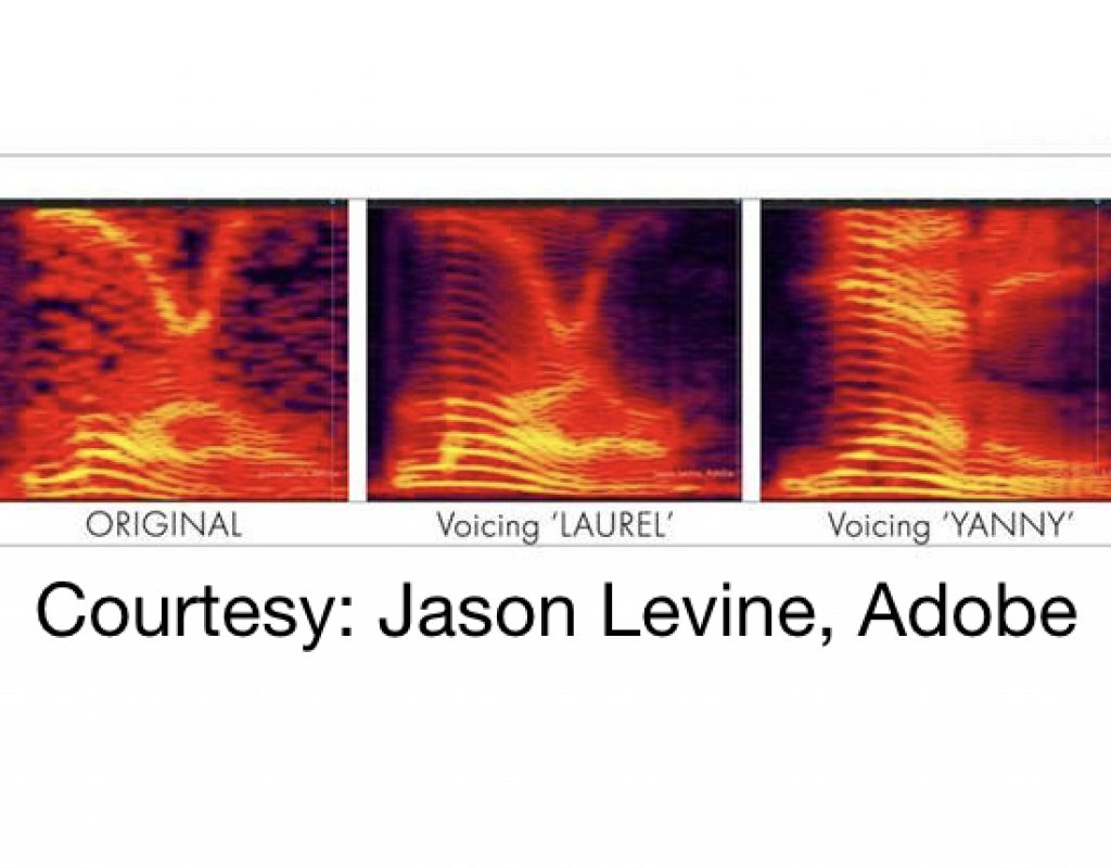 Forensic audio: Jason Levine of Adobe demonstrates with Audition 1