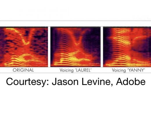 Forensic audio: Jason Levine of Adobe demonstrates with Audition 5