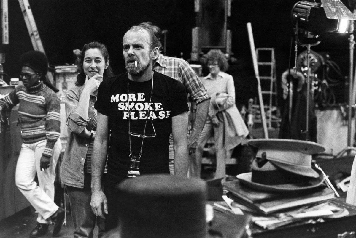 ART OF THE CUT with Oscar Winner Alan Heim, ACE 27