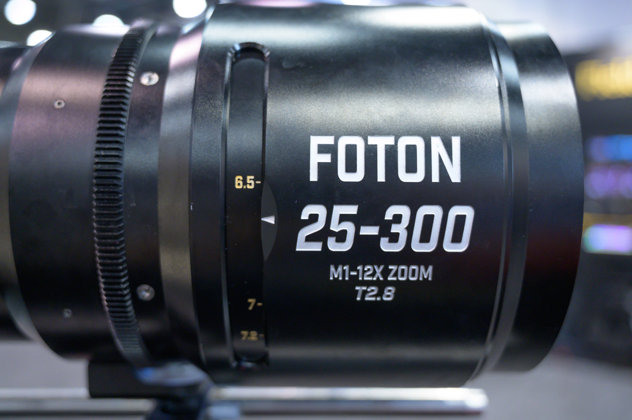 Foton 25-300mm Cinema Lens