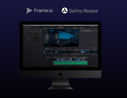 Frame.io adds DaVinci Resolve integration 25