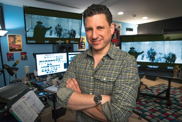 "ART OF THE CUT with Fred Raskin, ACE on editing ""Once Upon a Time in...Hollywood"" 2"