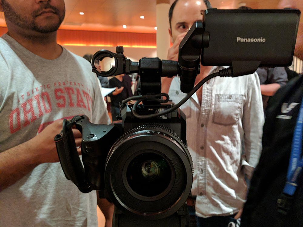 An Exclusive Look at the New EVA-1 from Panasonic 8