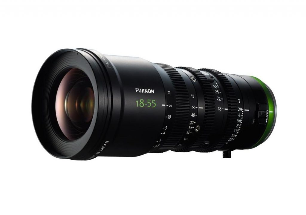 Shooting With Fujinon's New MK18-55mm Cinema Lens 1