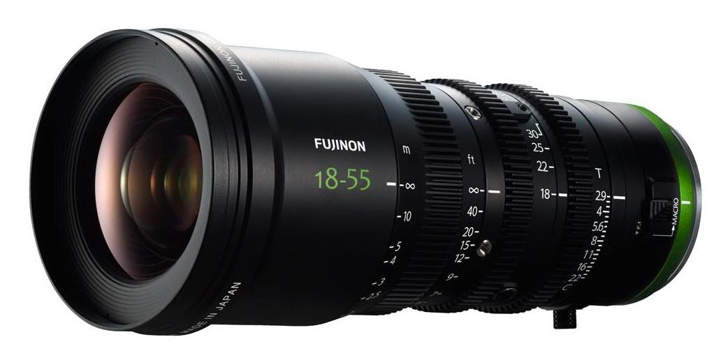 Shooting With Fujinon's New MK18-55mm Cinema Lens 2