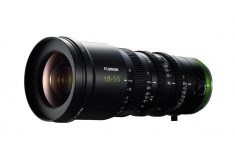 Shooting With Fujinon's New MK18-55mm Cinema Lens