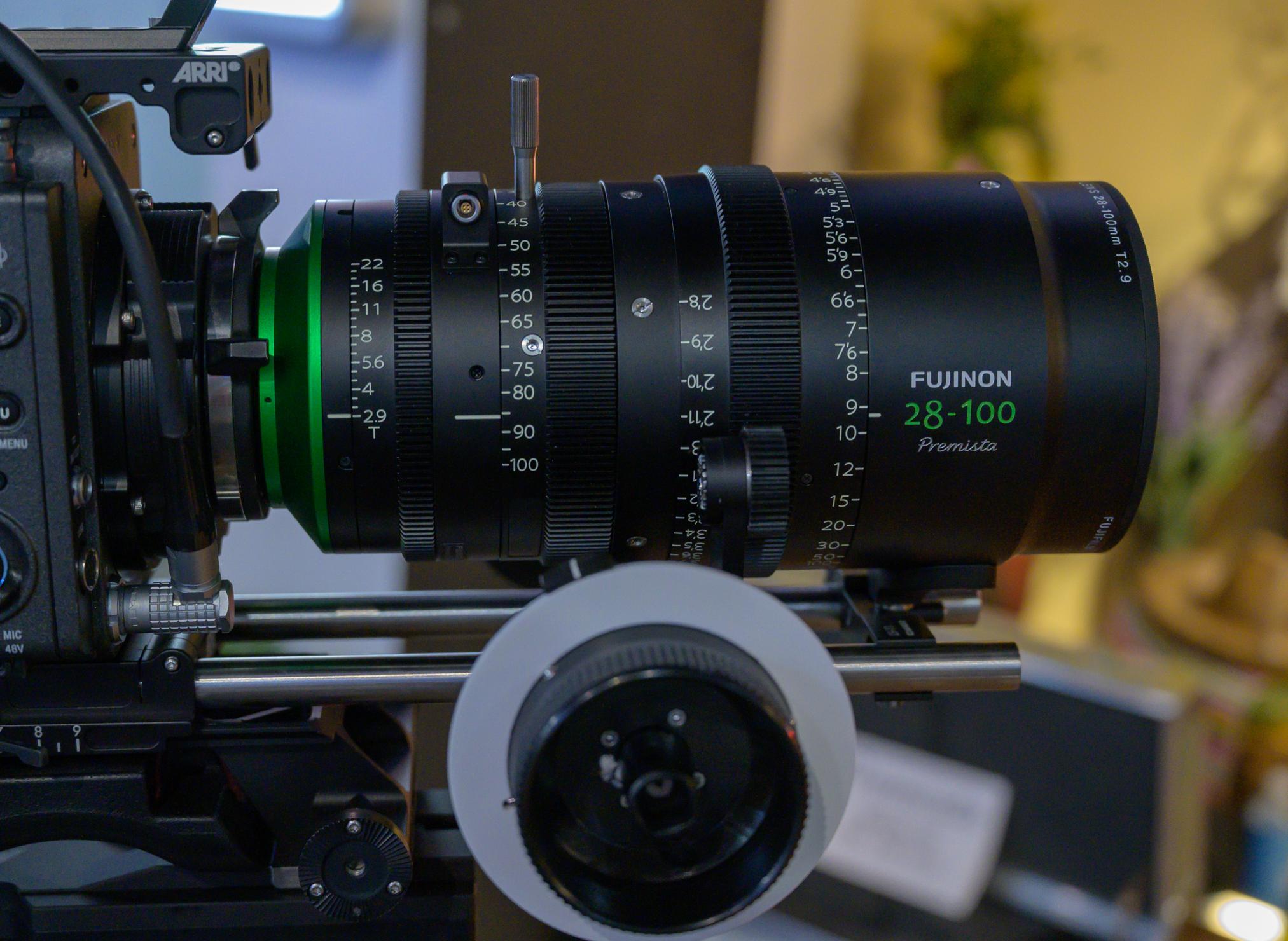 Premista Fujinon Lens