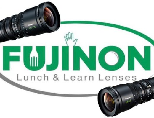 Fujinon Lunch and Learn graphic