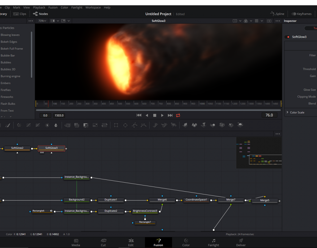 Learn the Fusion page in Resolve: in 20 minutes 1