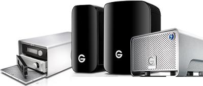 G-RAID Family