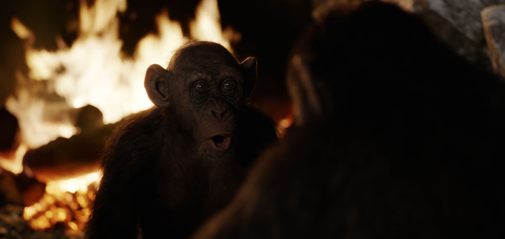 "ART OF THE CUT with the editor of ""War for the Planet of the Apes"" 12"