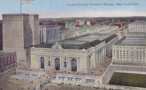 CBS and New York's Grand Central Terminal 6