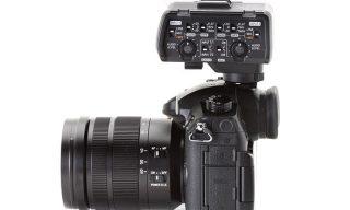 Panasonic DMW-XLR1 XLR interface for GH5 quality revealed by Curtis Judd
