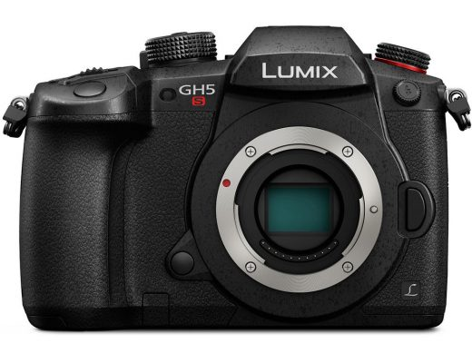 Panasonic GH5S camcorder/camera proves that less (pixels) is more