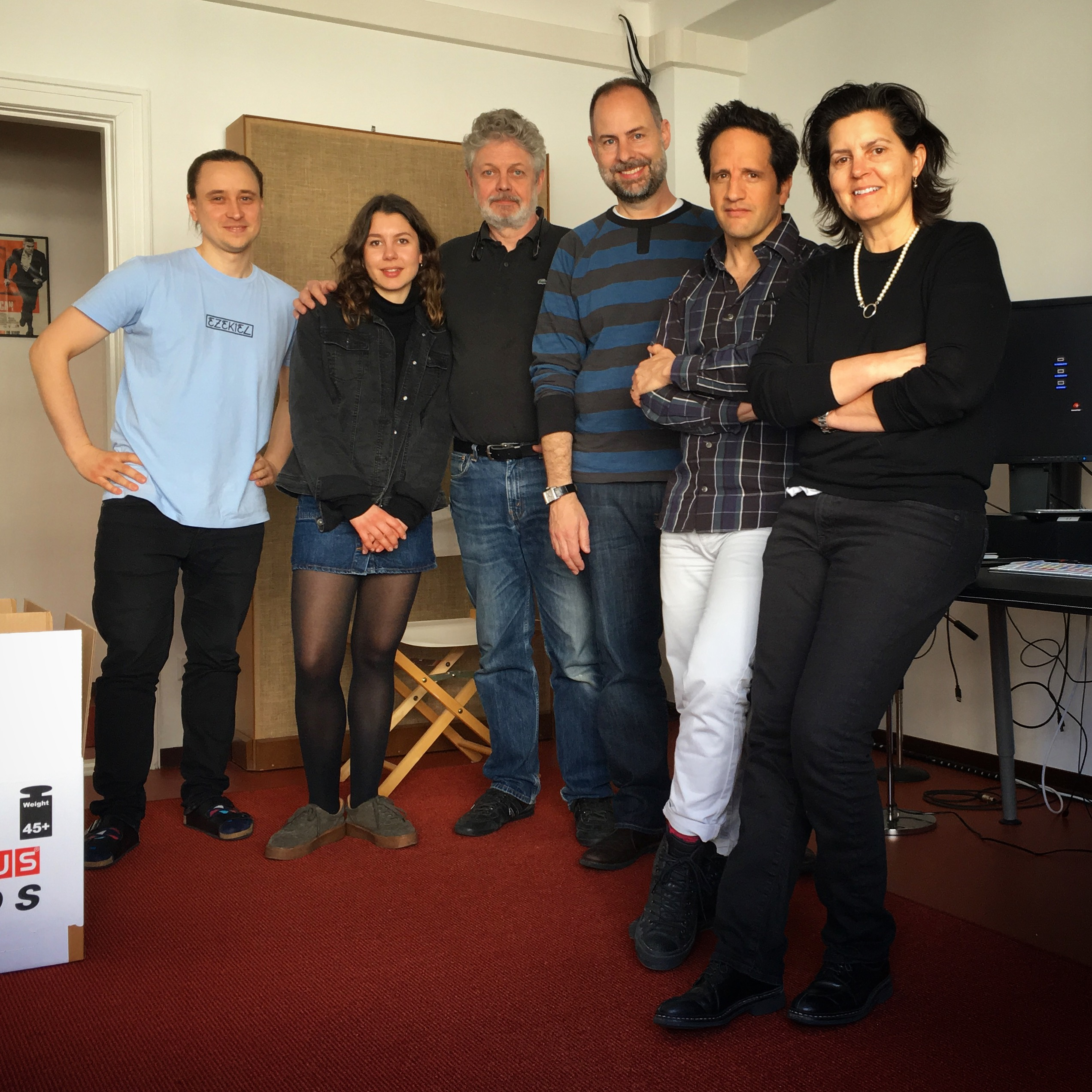 ART OF THE CUT with Oscar-nominee, Tatiana Riegel, ACE 6