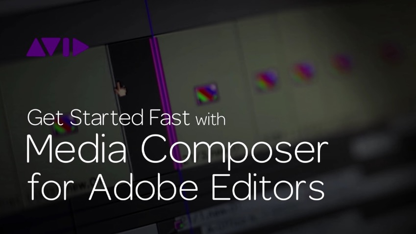 Get Started Fast with Media Composer for Adobe Editors — Part 4 10