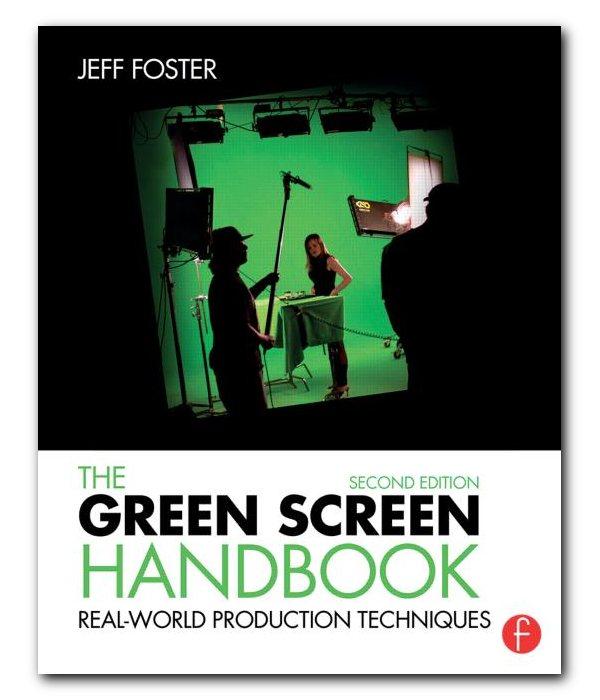 Green Screen Handbook cover