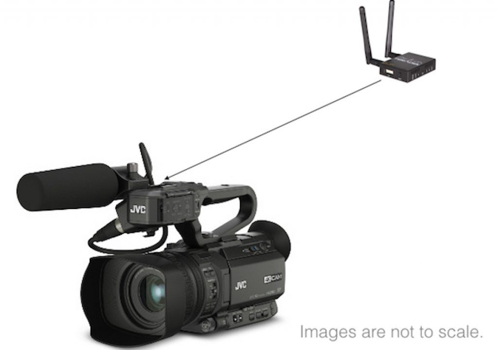 JVC clarifies key details in the GY-HM170 camera/camcorder 1