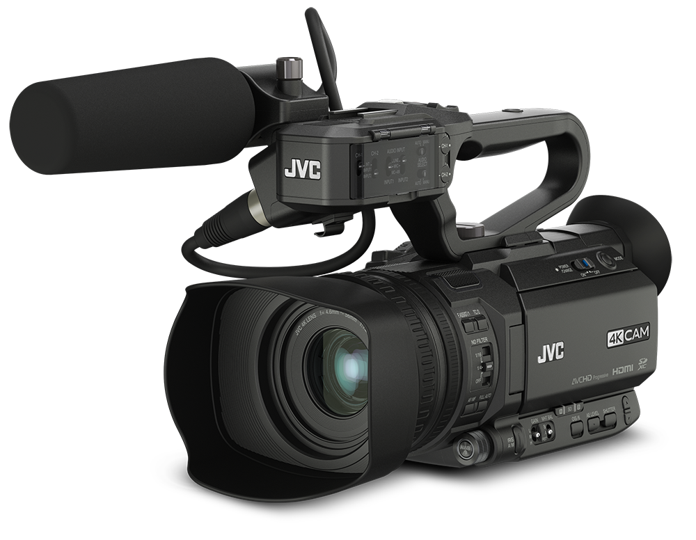 JVC GY-HM200 versus Sony PXW-X70: Let's compare them carefully. 14