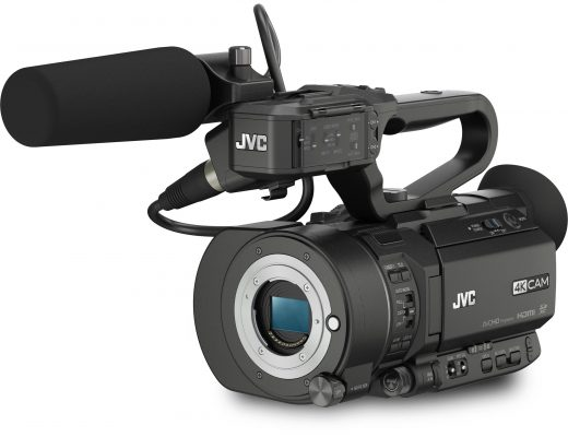 JVC GY-LS300 adds 4:2:2 internal 4K recording 12