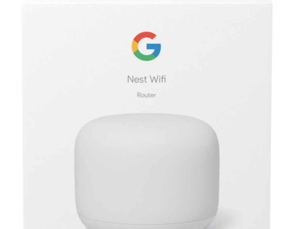 Google Nest Wifi router: Ethernet interconnections & general clarifications 1