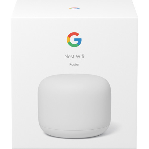 Google Nest Wifi router: Ethernet interconnections & general clarifications 8