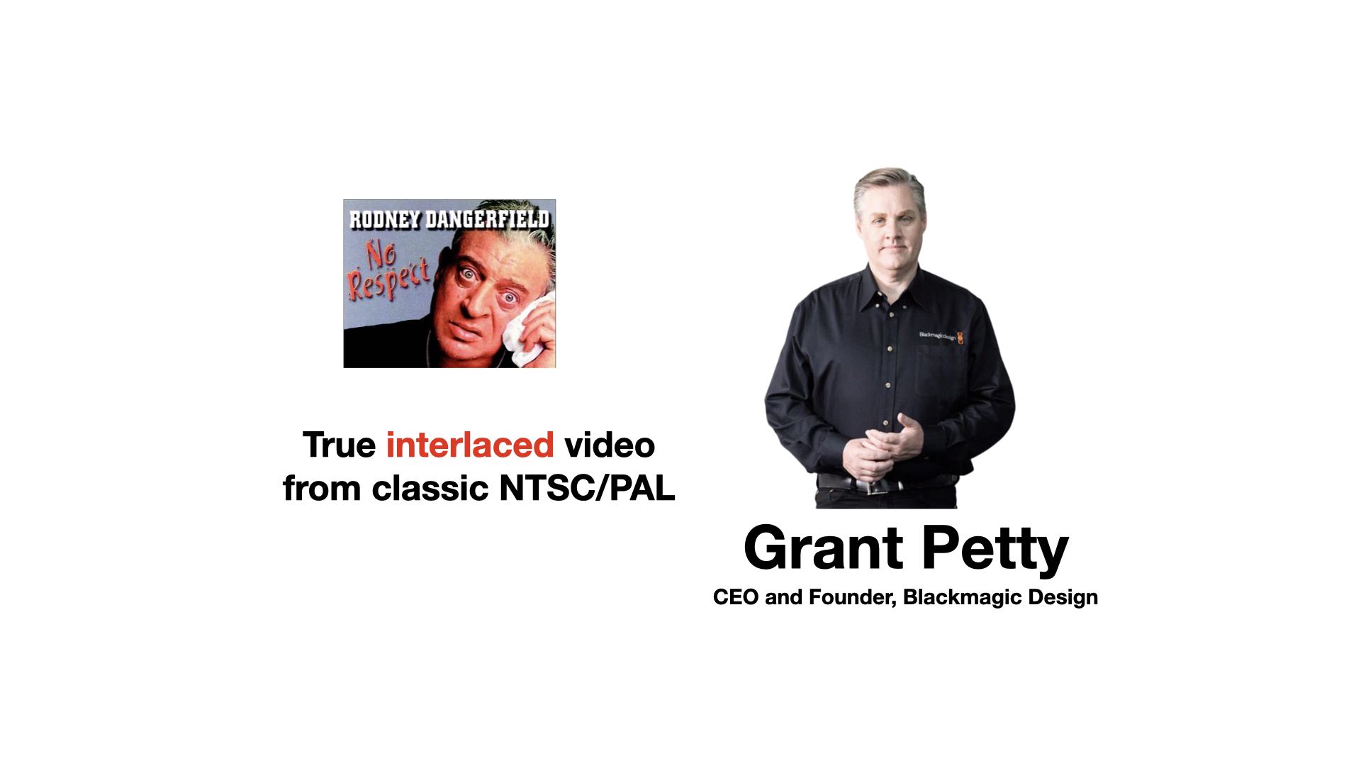Blackmagic: Give classic NTSC/PAL interlaced footage some respect! 4
