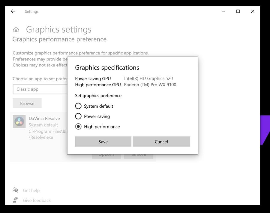 Core X Chroma Graphics Performance
