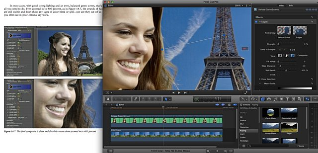 Working a composting problem in FCPX