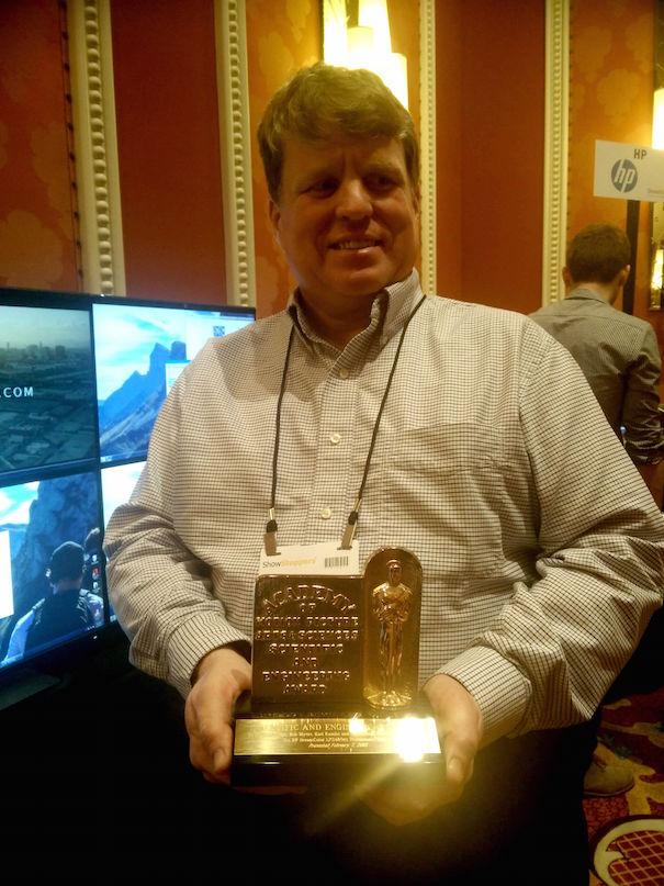 Greg Staten premio 605