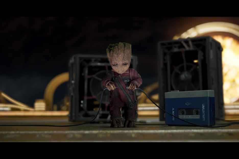 "ART OF THE CUT: cutting ""Guardians of the Galaxy, Vol. 2"" 36"