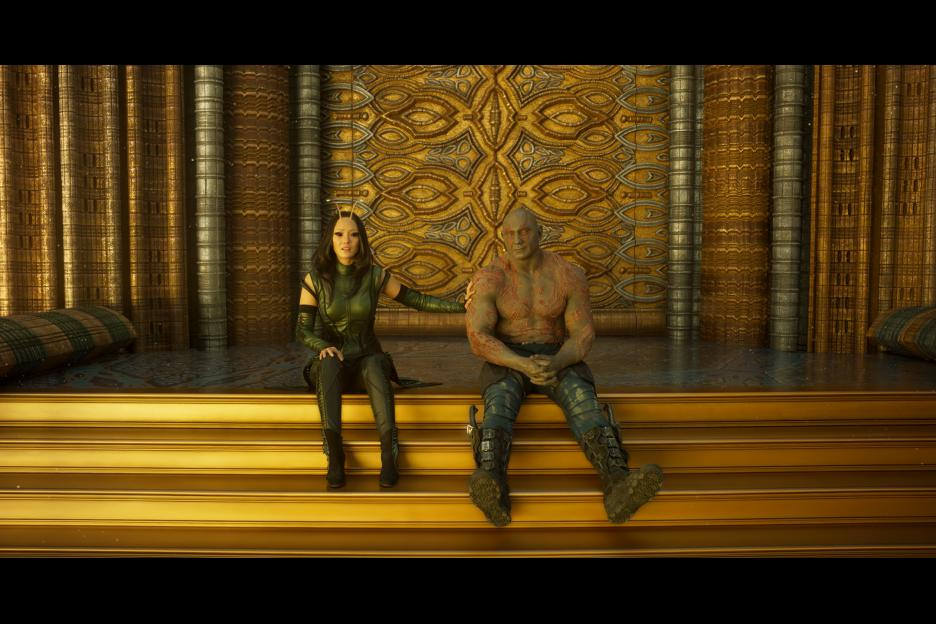 "ART OF THE CUT: cutting ""Guardians of the Galaxy, Vol. 2"" 46"