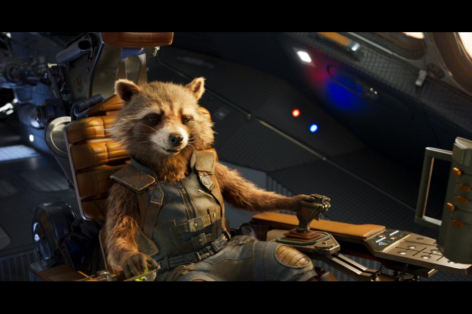 "ART OF THE CUT: cutting ""Guardians of the Galaxy, Vol. 2"" 43"