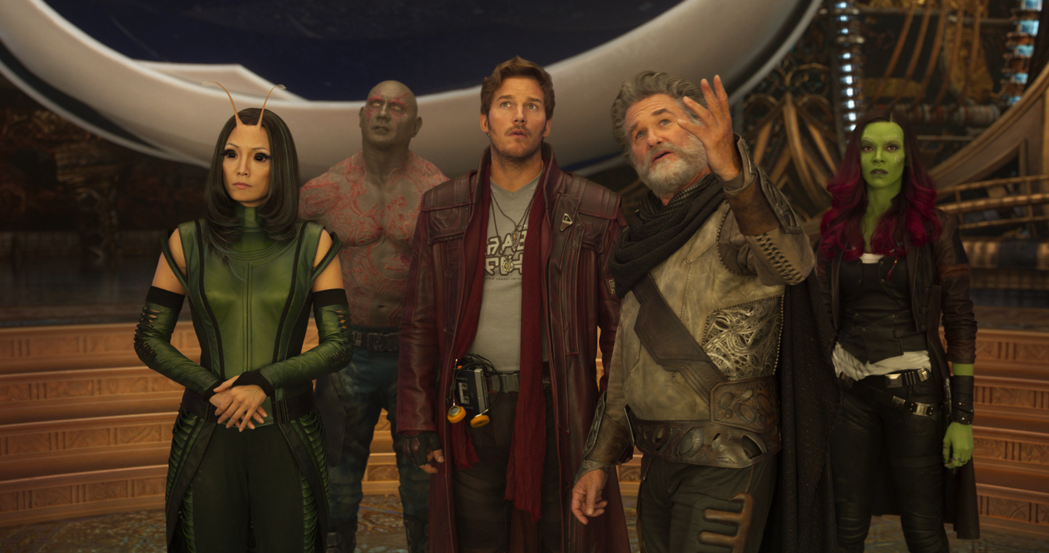 "ART OF THE CUT: cutting ""Guardians of the Galaxy, Vol. 2"" 47"