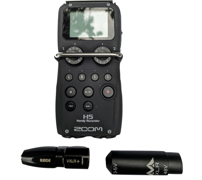 Review: Zoom SSH-6 (stereo) shotgun microphone for in-field interviews and more 15