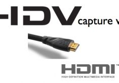 Why capture HDV via HDMI?