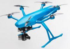 HEXO+: world's first autonomous drone flies into the market