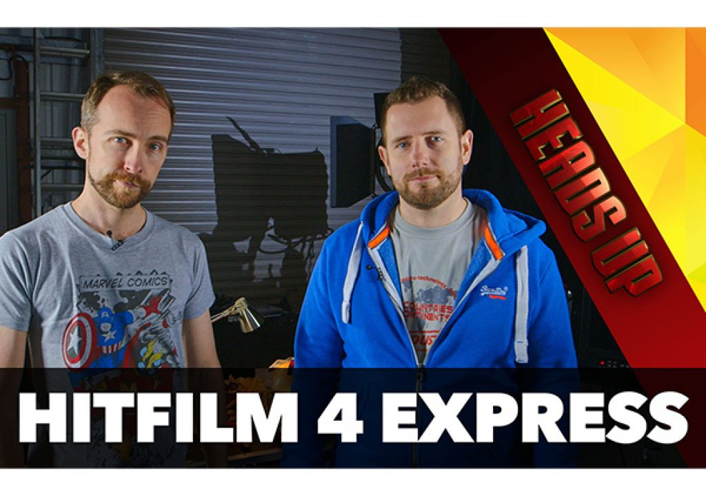 HitFilm 4 Express: a free editing and 3D compositing app 1