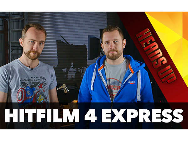 HitFilm 4 Express: a free editing and 3D compositing app 9