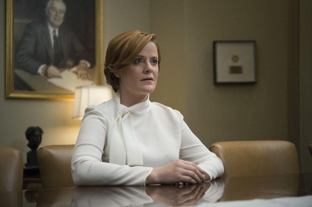 "ART OF THE CUT with Lisa Bromwell, ACE on ""House of Cards"" 6"