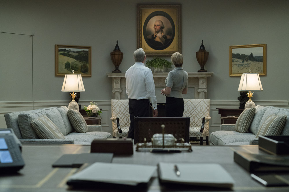"ART OF THE CUT with Lisa Bromwell, ACE on ""House of Cards"" 13"