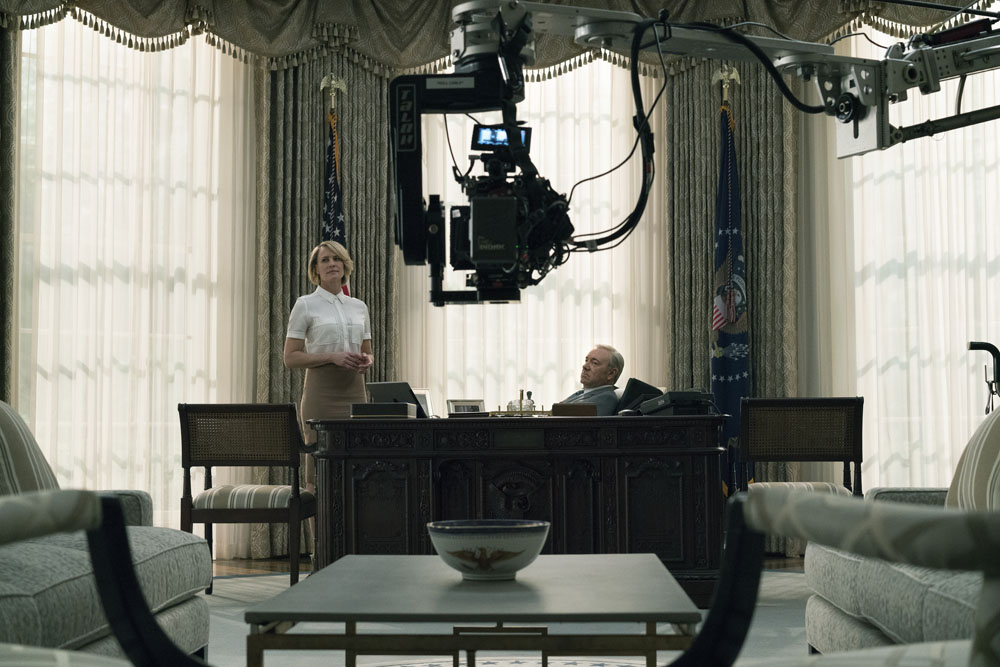 "ART OF THE CUT with Lisa Bromwell, ACE on ""House of Cards"" 3"