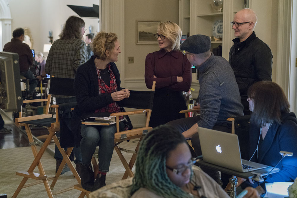 "ART OF THE CUT with Lisa Bromwell, ACE on ""House of Cards"" 11"