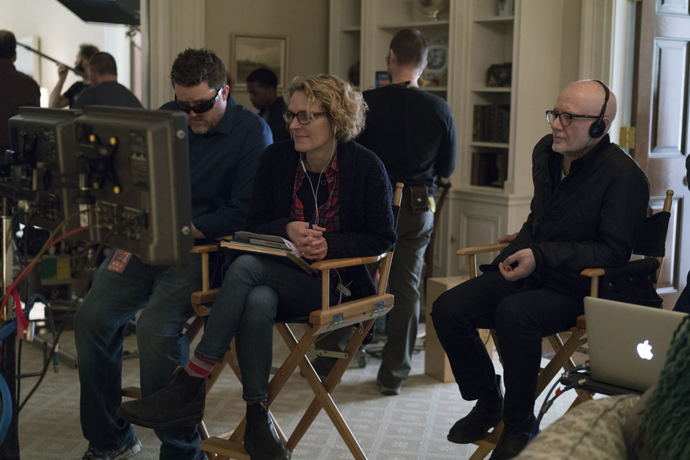 "ART OF THE CUT with Lisa Bromwell, ACE on ""House of Cards"" 10"