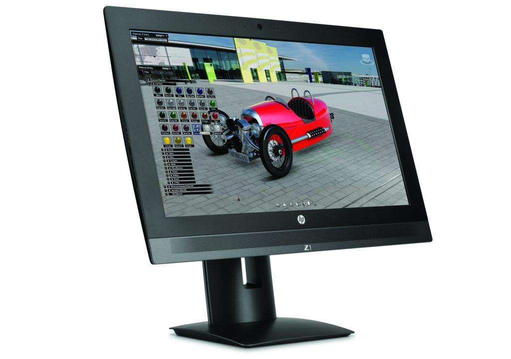 NAB 2016: HP updates its Z1 all-in-one workstation to third-gen 1