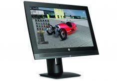 NAB 2016: HP updates its Z1 all-in-one workstation to third-gen