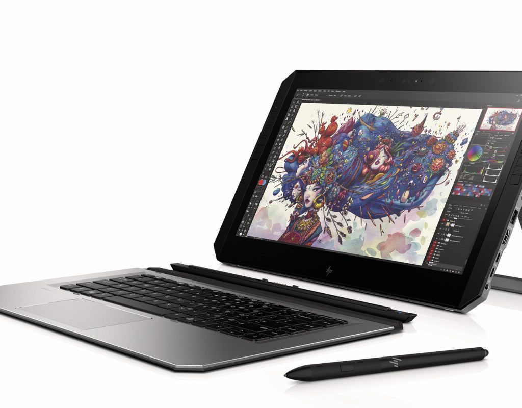 Does  the HP ZBook x2 achieve the impossible Dream(Color)? 9